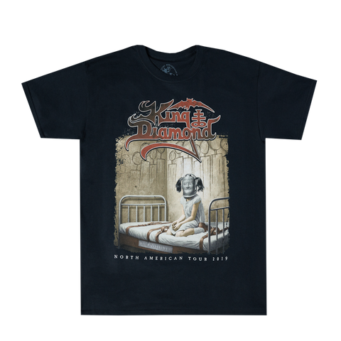 The Institute N.A. 2019 Tour T-Shirt
