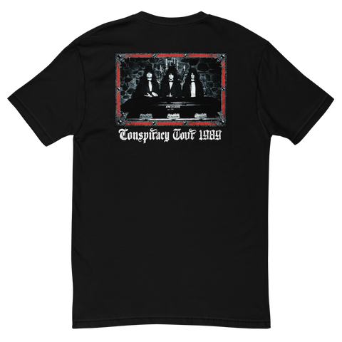 Conspiracy Tour 1989 T-Shirt
