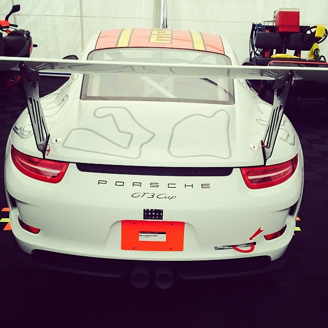 #ansamotorsports #momo  new porsche cup Canada  at Canadian Tire Motorsport Park