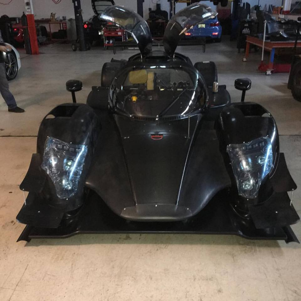 ANSA MOTORSPORTS' FIRST ADESS-03 WAS DELIVERED TODAY!