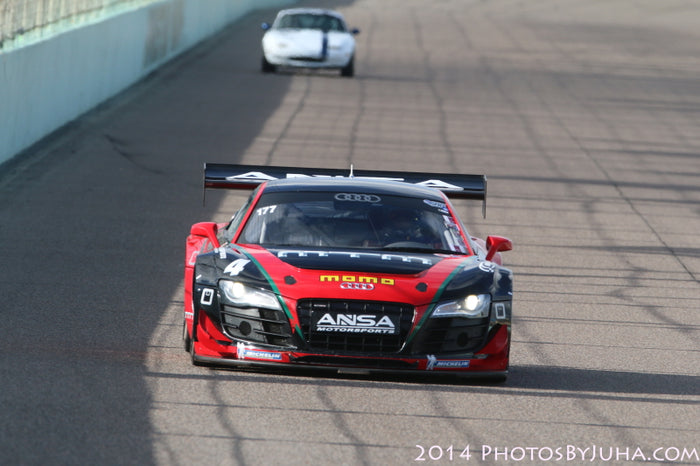 ANSA MOTORSPORTS' CUSTOMERS SHINE AT HOMESTEAD