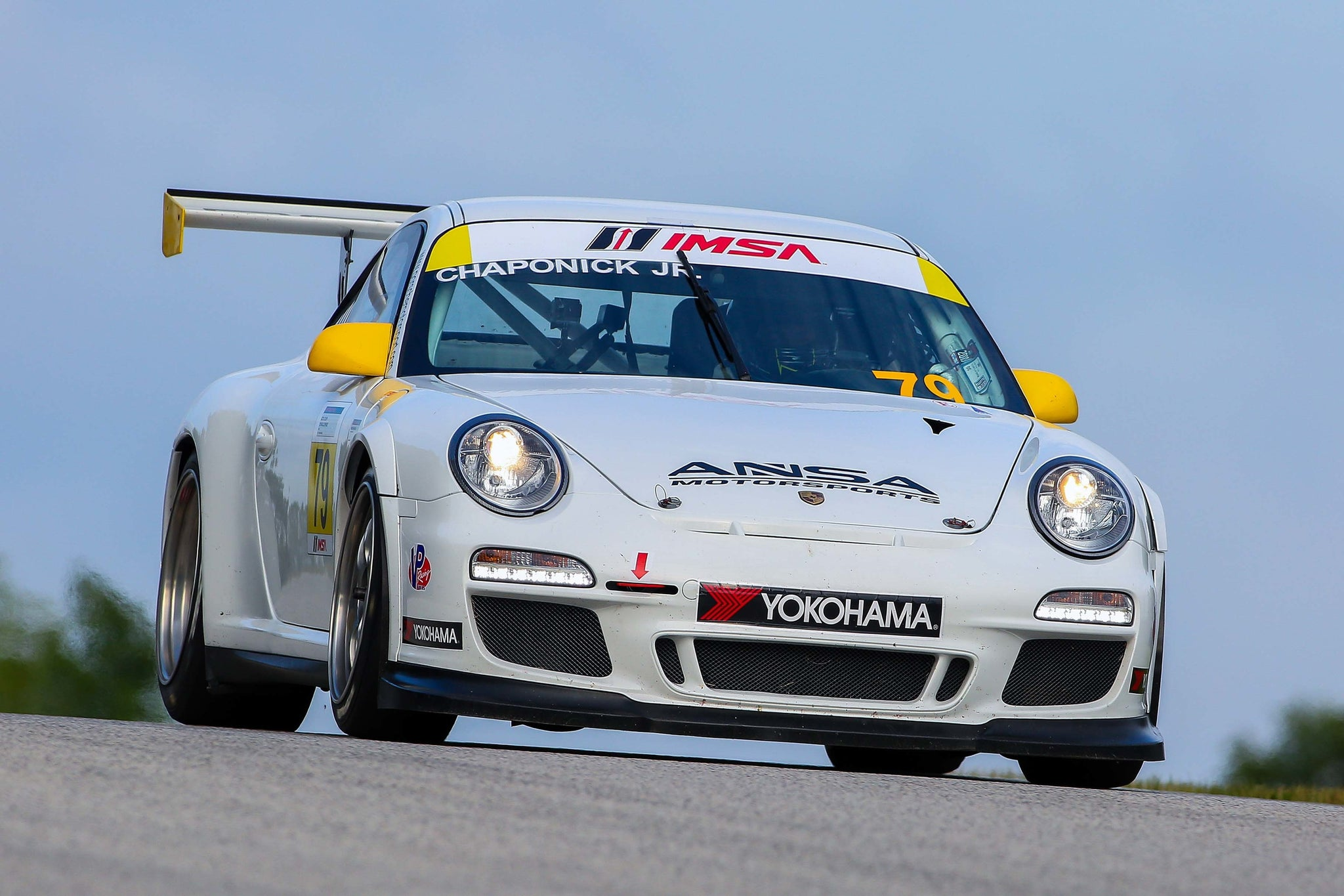POSITIVE WEEKEND FOR ANSA MOTORSPORTS AT ROAD AMERICA