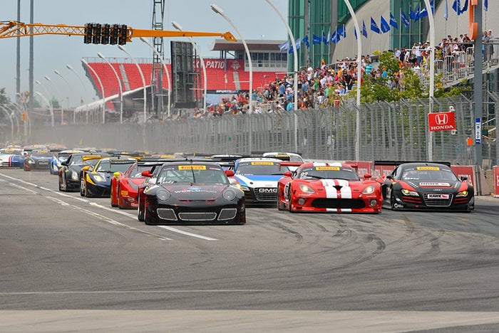 ANSA MOTORSPORTS TO COMPETE IN THE 2015 PIRELLI WORLD CHALLENGE