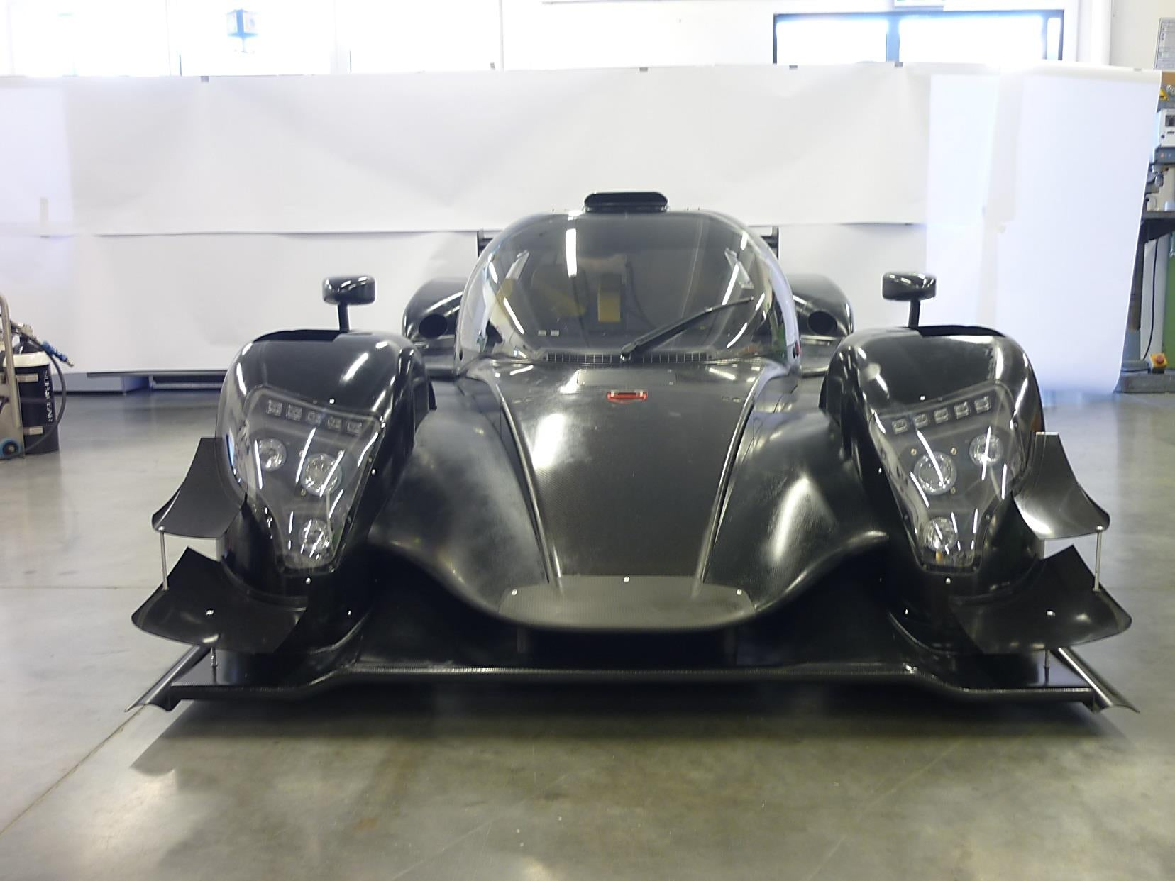 ANSA AND ADESS AG TO UNVEIL AND TEST FIRST ADESS-03 LMP3 IN USA