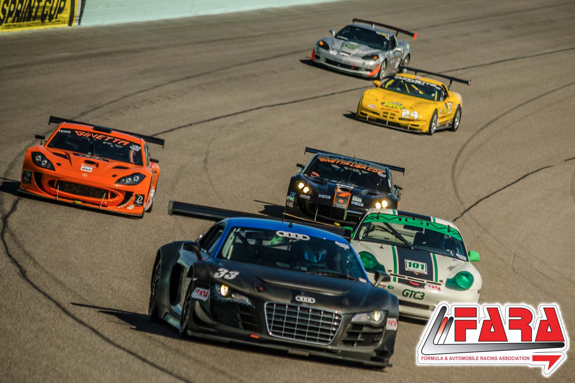 ANSA MOTORSPORTS DRIVERS HAVE PODIUM AMBITIONS AT HOMESTEAD 500