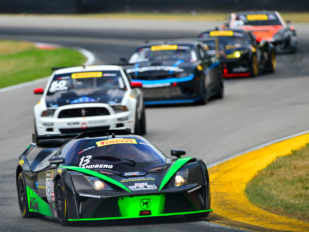 ANSA MOTORSPORTS TO COMPETE IN THE INAUGURAL INTERCONTINENTAL GT CHALLENGE CALIFORNIA 8 HOURS