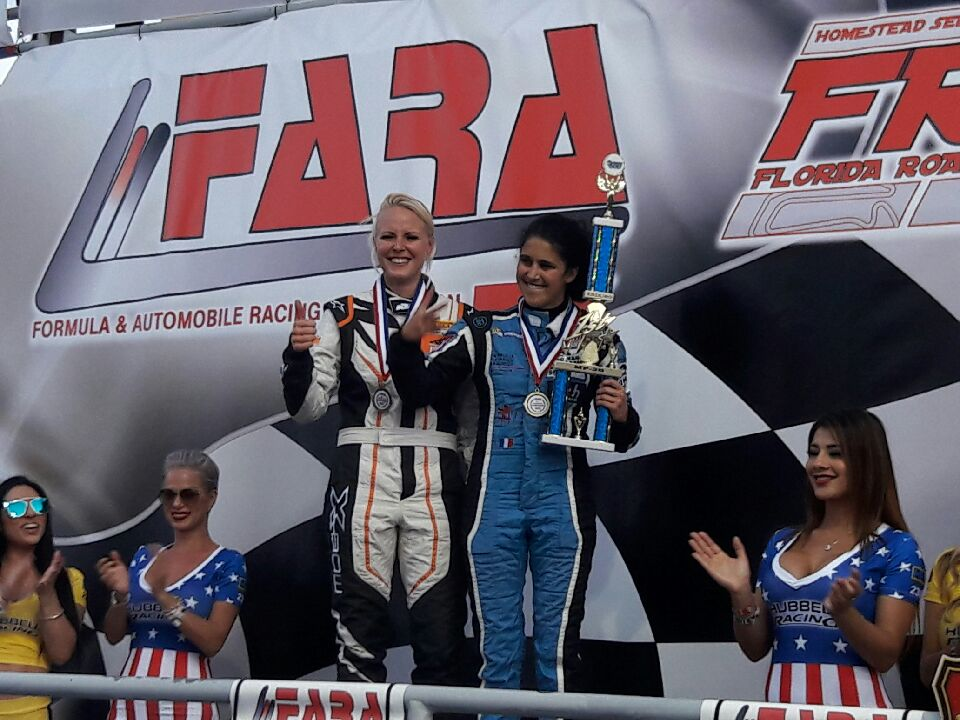ANSA MOTORSPORTS ENDS RACING SEASON WITH SUCCESSFUL FARA MIAMI 500 WEEKEND
