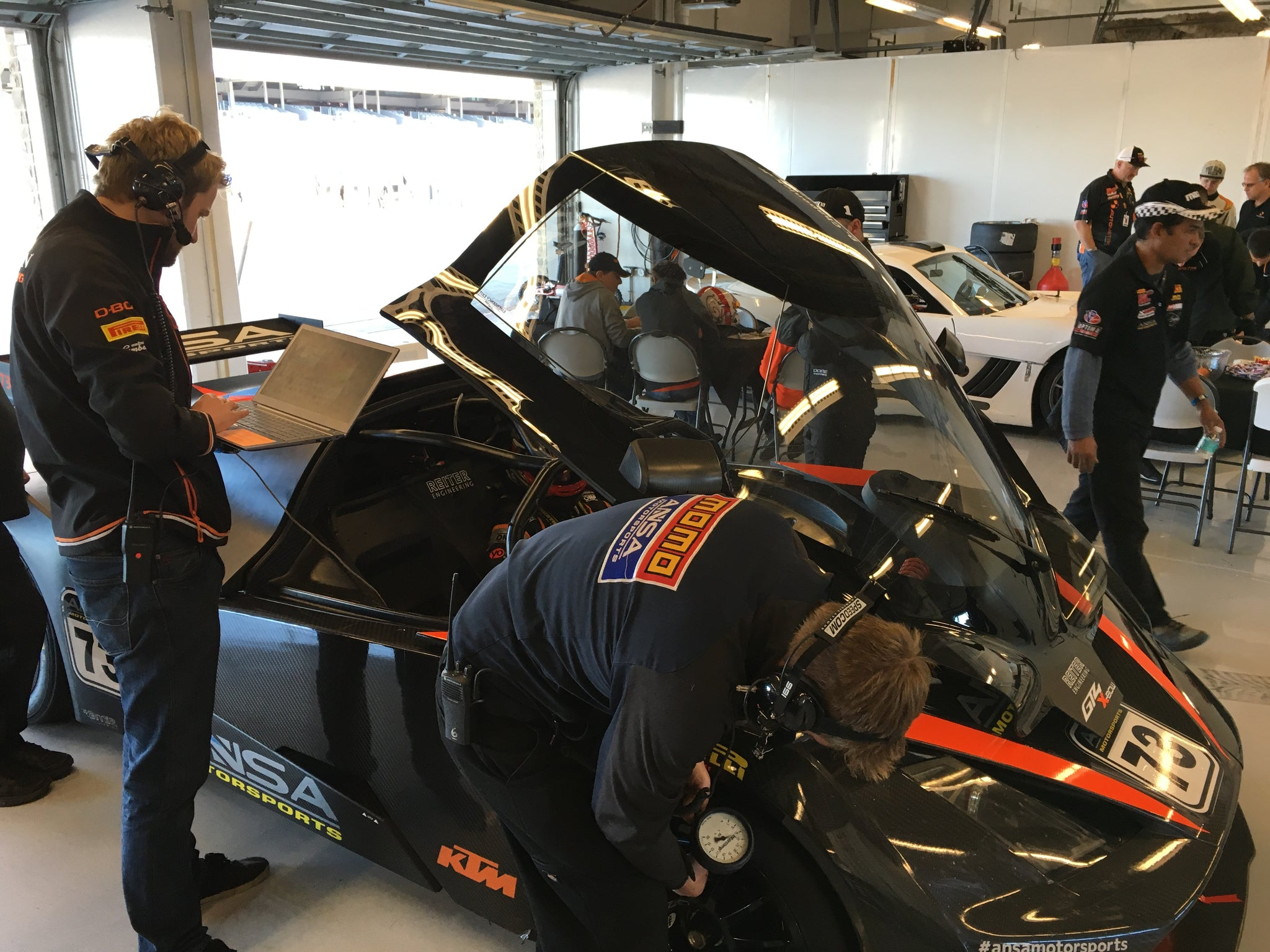 ANSA MOTORSPORTS PREPARES FOR PWC SEASON AT COTA