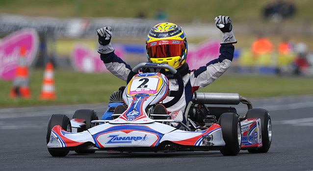 BECOME 2016 ANSA JUNIOR DRIVER OF THE YEAR!