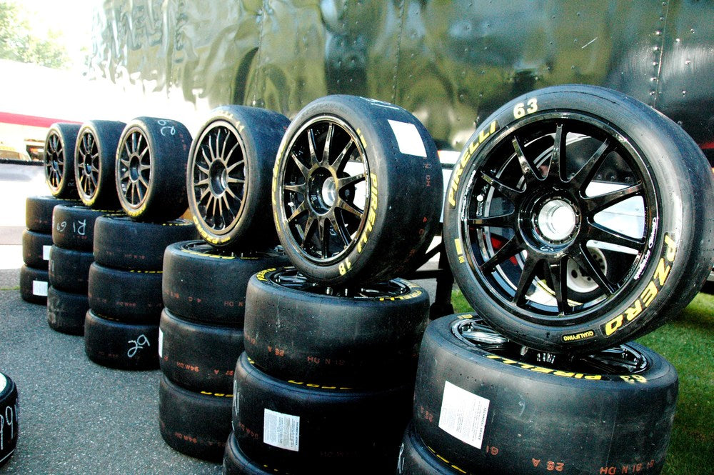 ANSA MOTORSPORTS BECOMES AUTHORIZED PIRELLI RACING TIRES DEALER