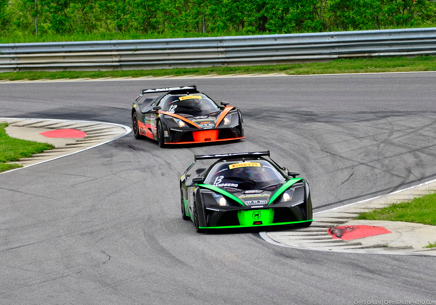 BRETT SANDBERG MOVES TO SECOND PLACE AFTER LIME ROCK PARK WEEKEND