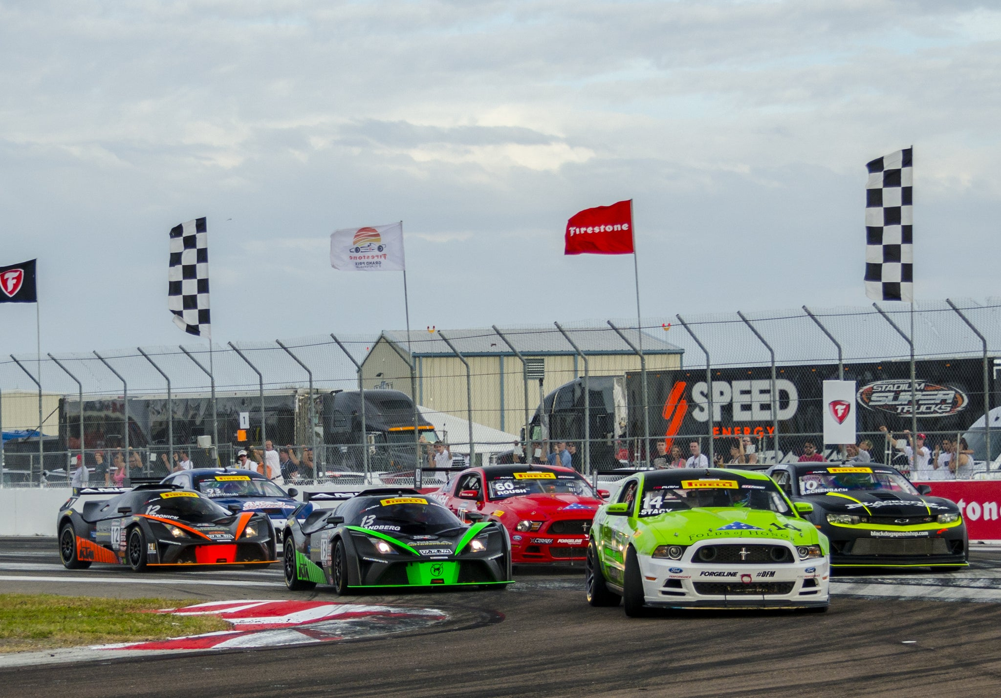 ANSA MOTORSPORTS RETURNS TO PIRELLI WORLD CHALLENGE TO DEFEND GTS TITLE