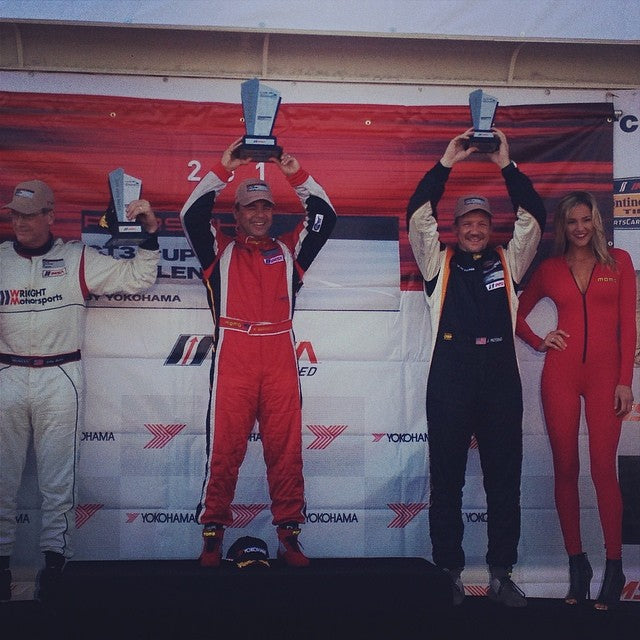 Finally ! Win and another lap record for #ansamotorsports and Patrick Otto Madsen #porschecup