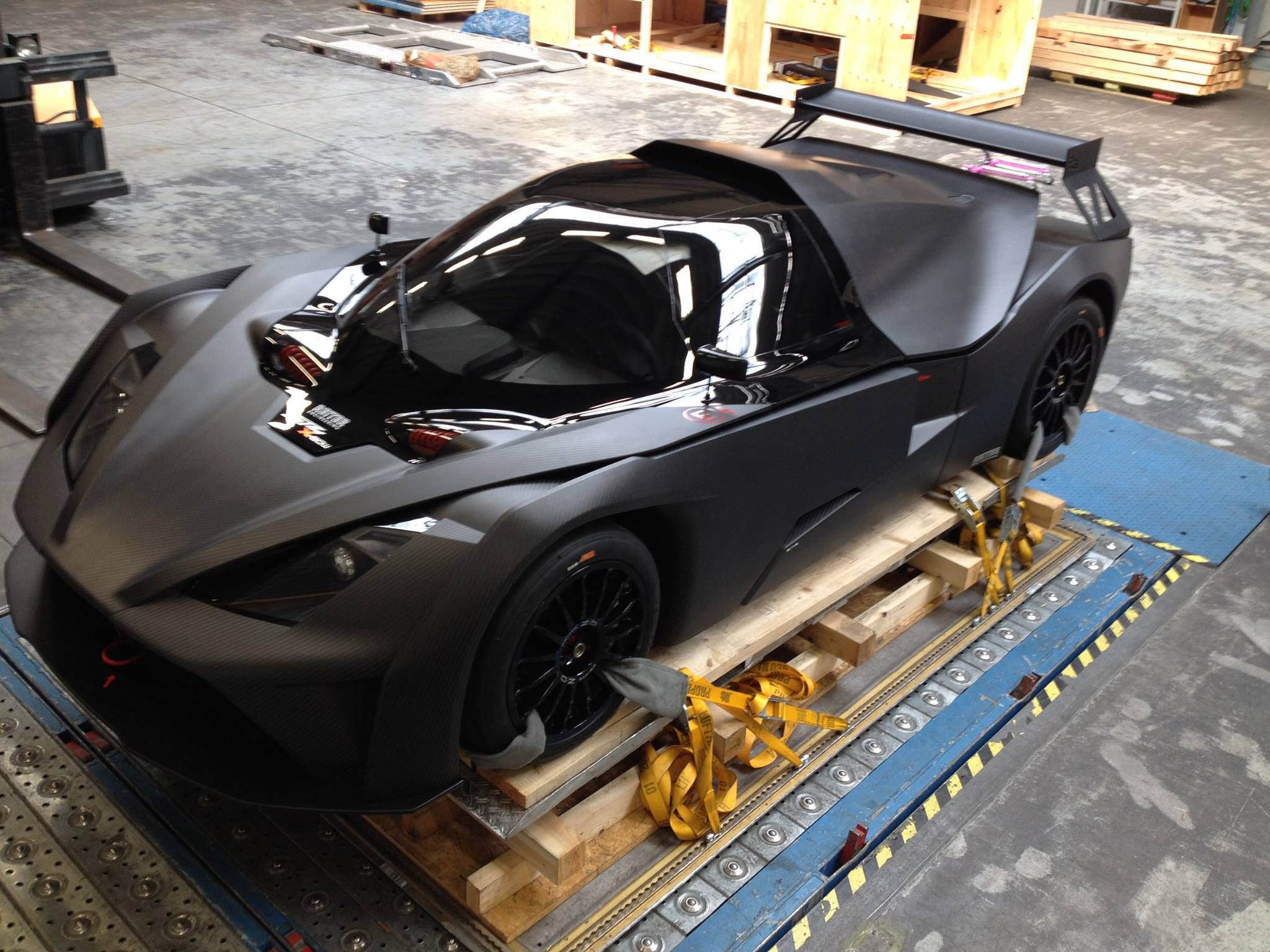 THE KTM X-BOW GT4 ELIGIBLE FOR SPRINT X CHAMPIONSHIP!