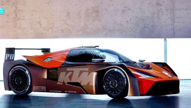 ANSA MOTORSPORTS TO RACE KTM X-BOWS IN THE 2016 PIRELLI WORLD CHALLENGE GTS CLASS