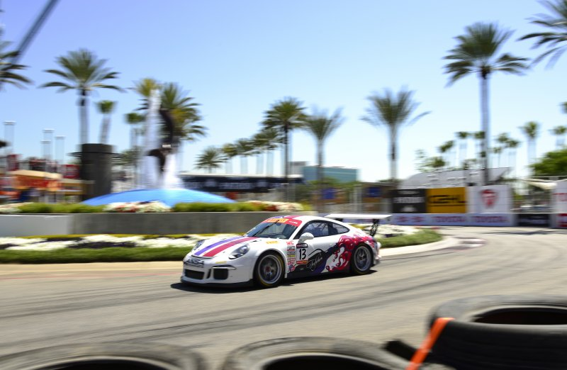 LORENZO TREFETHEN AND ANSA MOTORSPORTS PUT LONG BEACH  IN THE REAR-VIEW MIRROR TO FOCUS ON BARBER