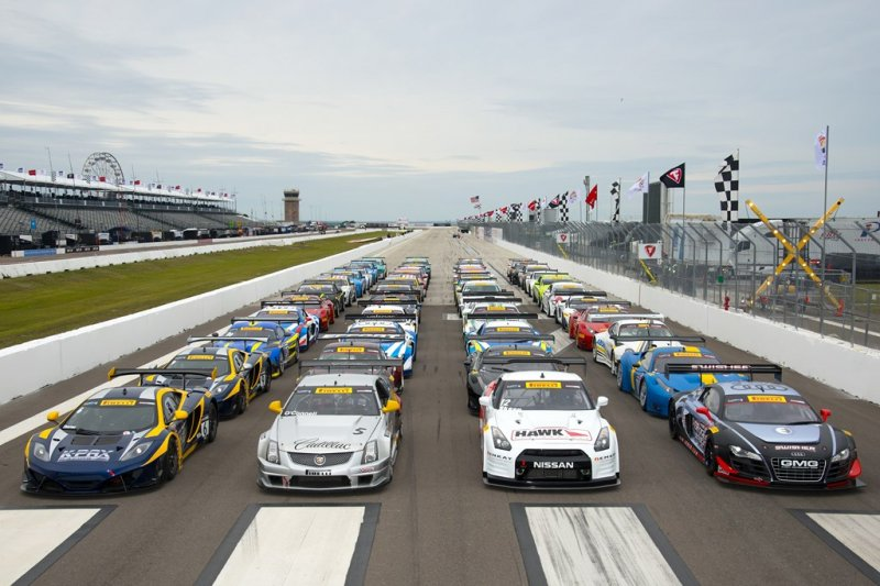 ANSA CONSIDERING PIRELLI WORLD CHALLENGE FOR 2015!