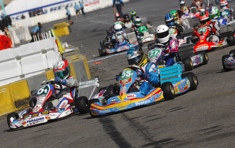 MADSEN TO COMPETE IN THE 2014 SUPERKARTS! USA NATIONALS