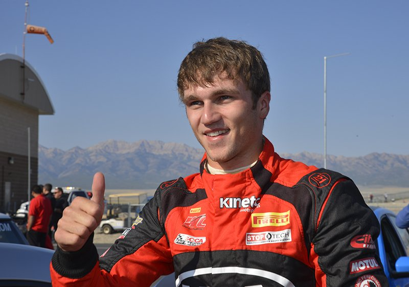 JASON WOLFE TO DRIVE A KTM FOR ANSA MOTORSPORTS IN GTS  SEASON FINALE AT LAGUNA SECA