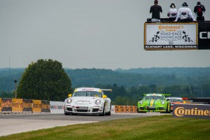 #79 ANSA Motorsports GT3 Gold Cup: Dore Chaponick Jr.
