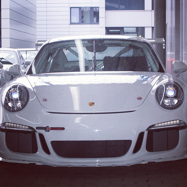 #ansamotorsports 2014 #GT3 cup arriving soon