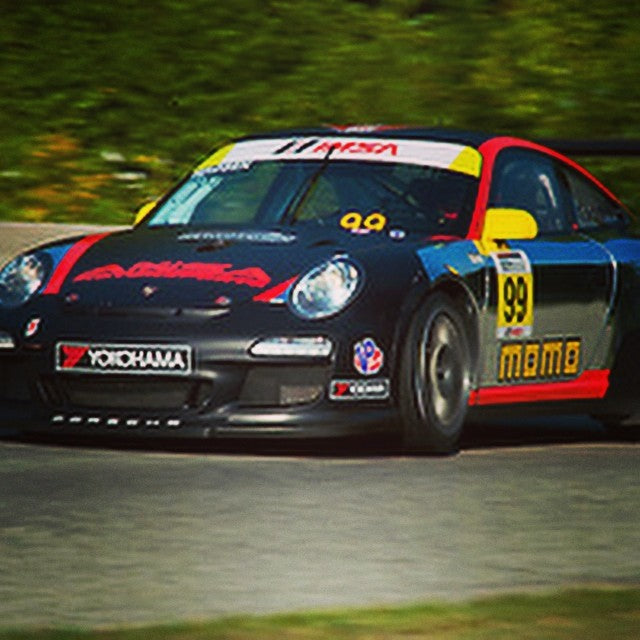 #ansamotorsports and Patrick Otto Madsen still leading #porschecup gold championship after 4th place in Road America