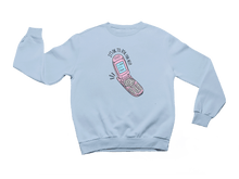 Load image into Gallery viewer, It's OK To Ask For Help (100% of net profits to National Suicide Prevention Lifeline) -- Sweatshirt