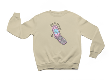 Load image into Gallery viewer, It's OK To Ask For Help (supporting the National Suicide Prevention Lifeline) -- Sweatshirt
