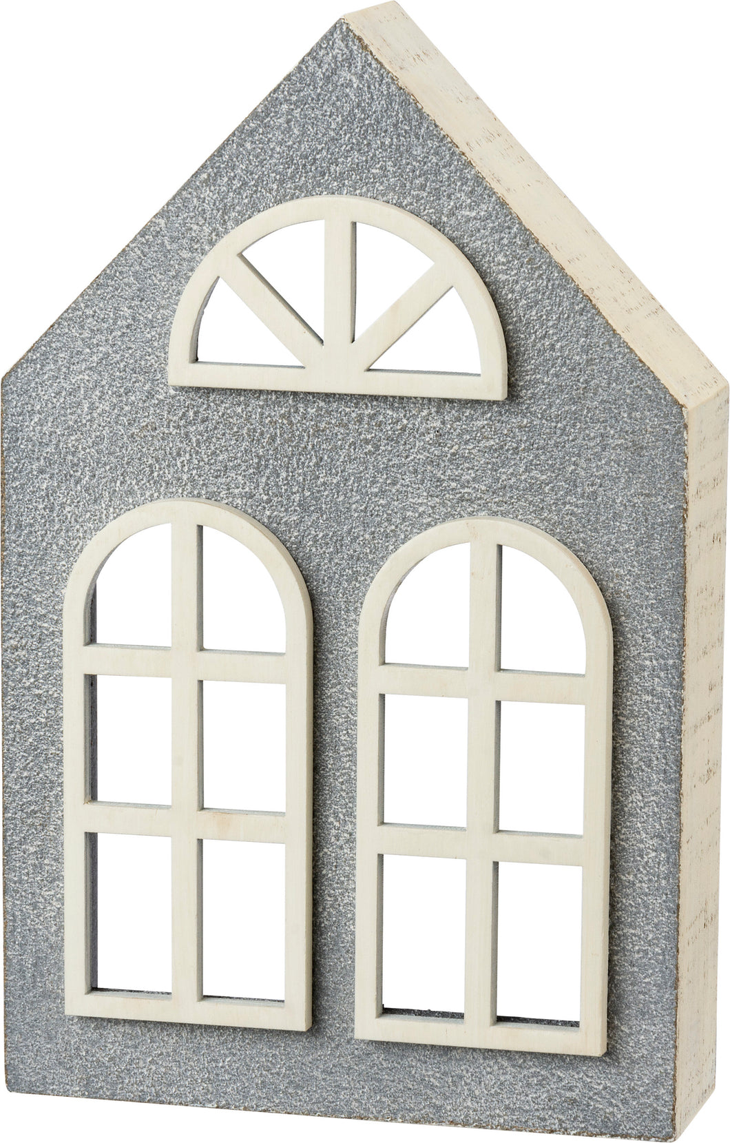 Arched Window House Box Sign