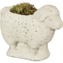 Minimalist Sheep Planter to Remind You of HIM