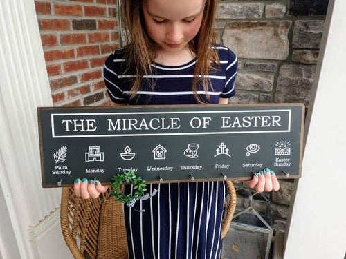 Christmas Orders: The Miracle of Easter Countdown