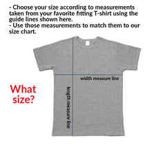 A Difference Between T-shirt (8 Color Choices)