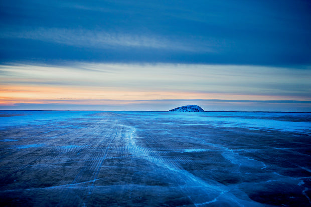 Steve Gordon : The Road to Tuk -Limited Edition Photographic Print
