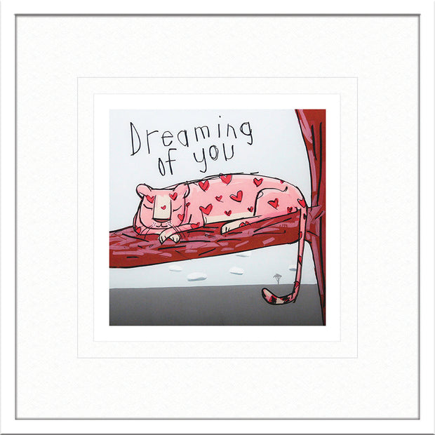 David Kuijers :Dreaming of You (Limited Edition Print)