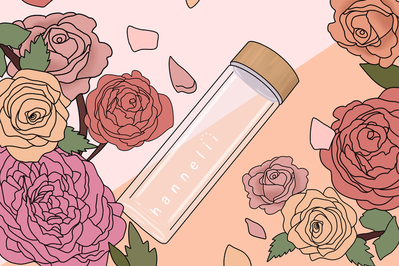 H2Rose | The Benefits Of Drinking Rosewater