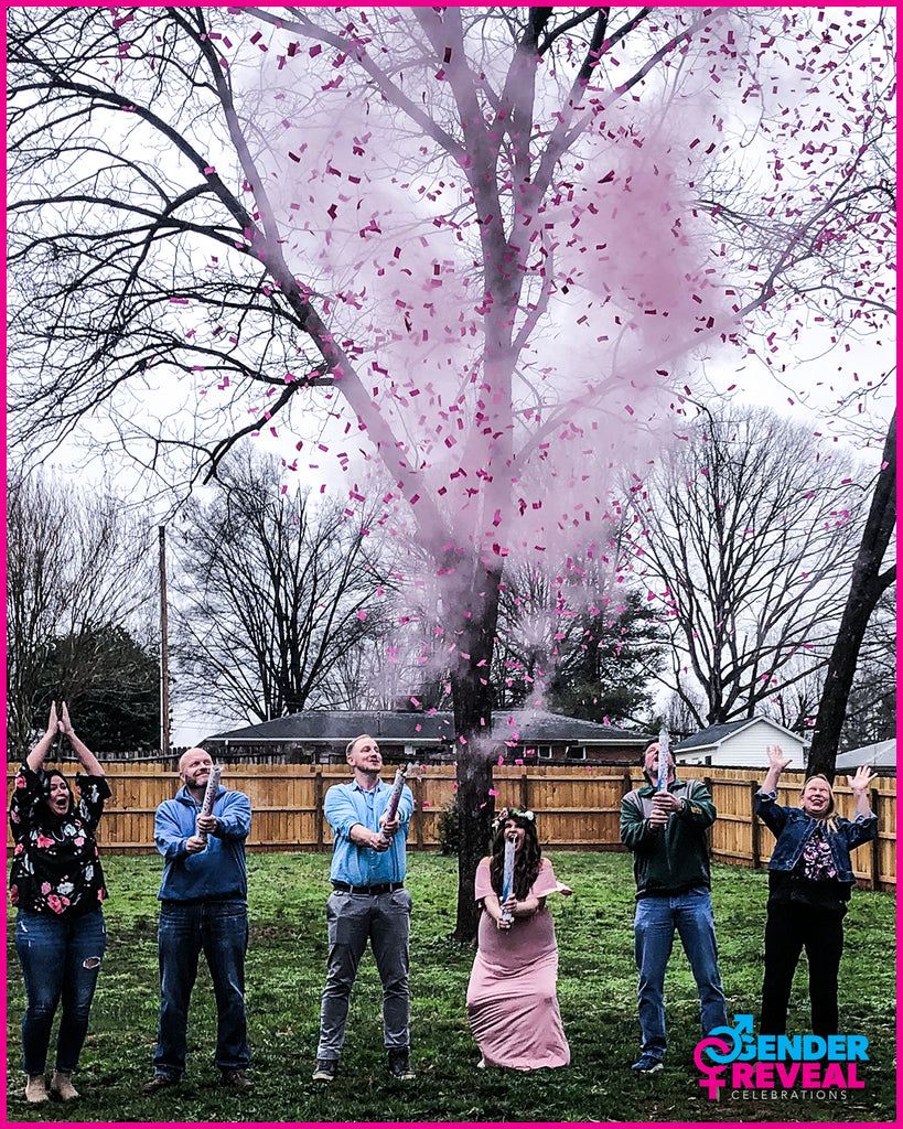 Fun Activities To Do At Your Gender Reveal Party