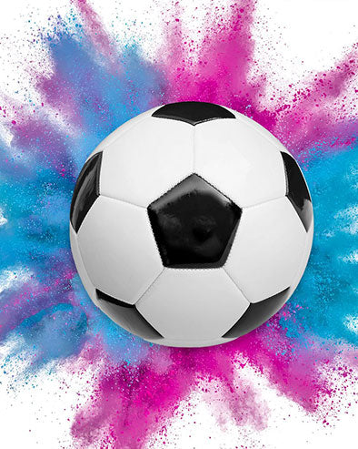 Soccer Gender Reveal