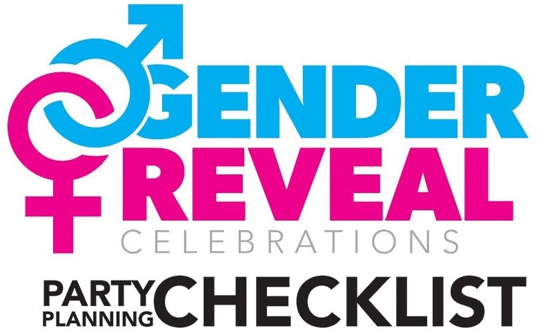 Gender Reveal Party Checklist