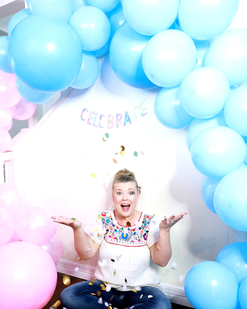 gender reveal party decoration ideas