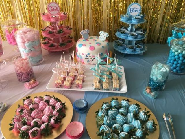 Gender Reveal Party vs Baby Shower