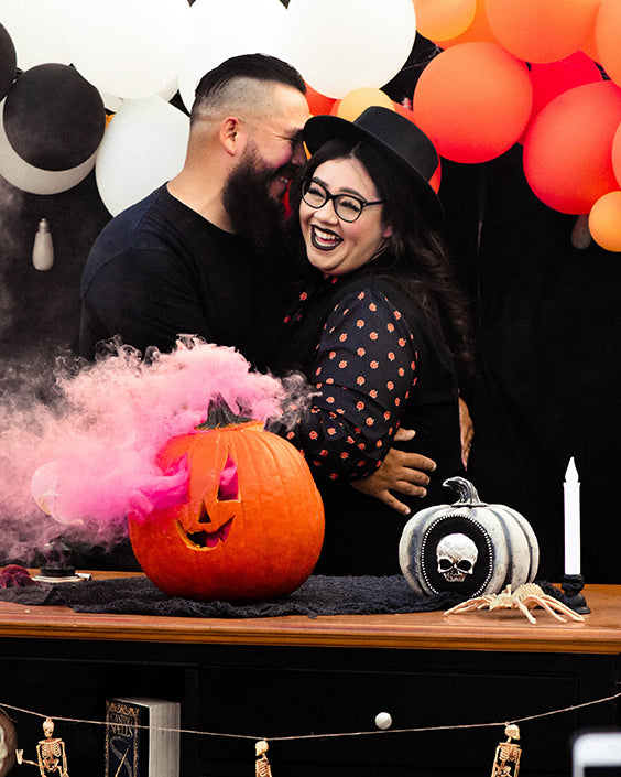 Halloween Gender Reveal
