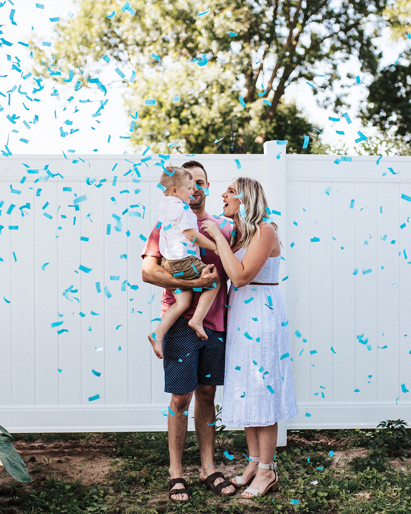 Private Gender Reveal Ideas