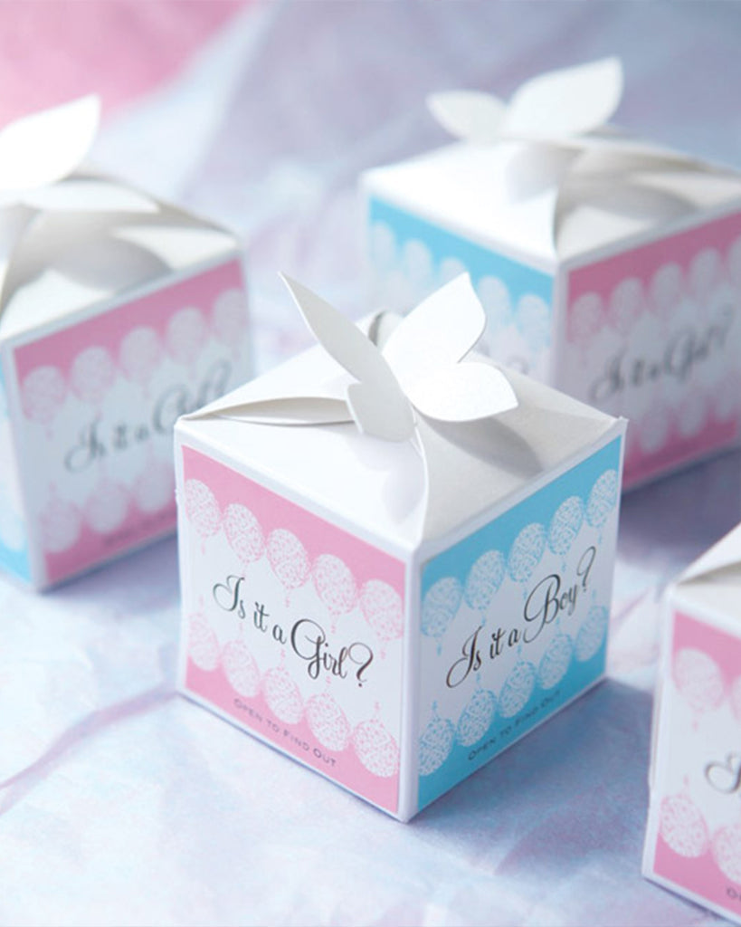 do you take a gift to a gender reveal party