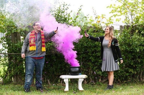 Gender Reveal Fall