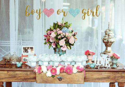 A Guide to Planning a Budget for Your Gender Reveal Party