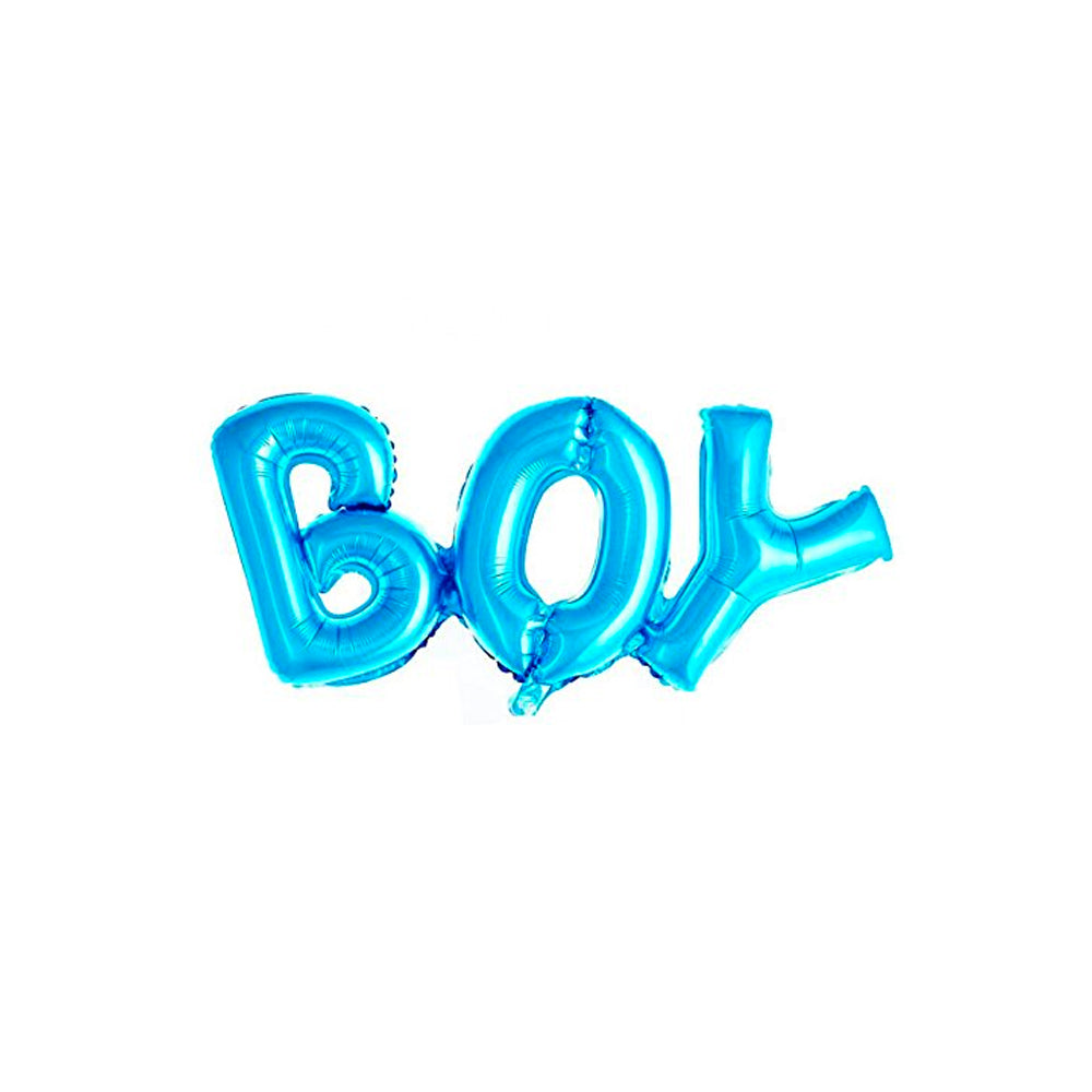 Blue Boy Gender Balloon