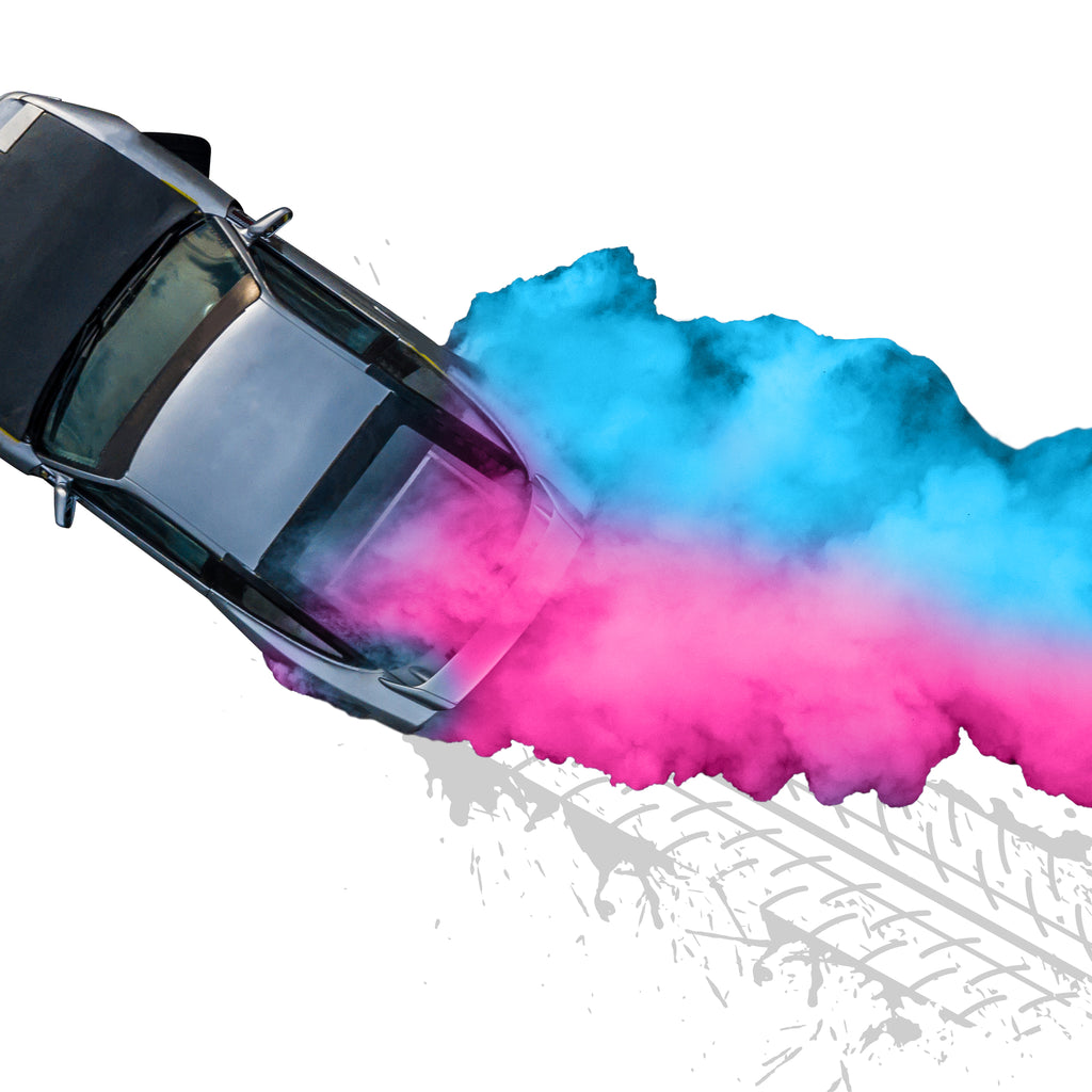 Burnout Gender Reveal