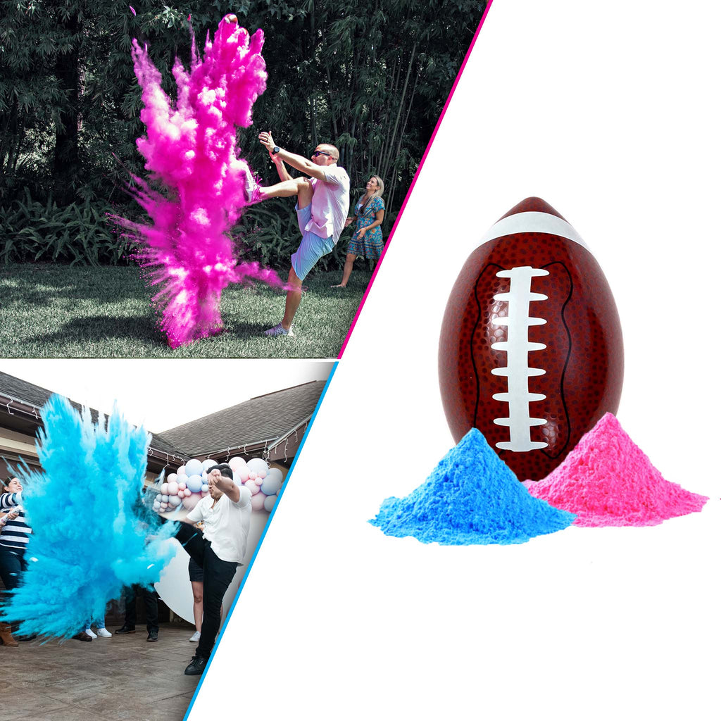 Football Gender Reveal