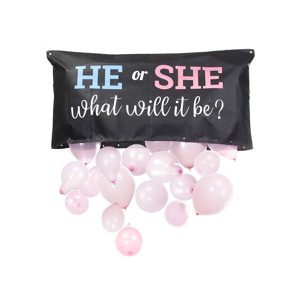 Gender Reveal Balloon Kit