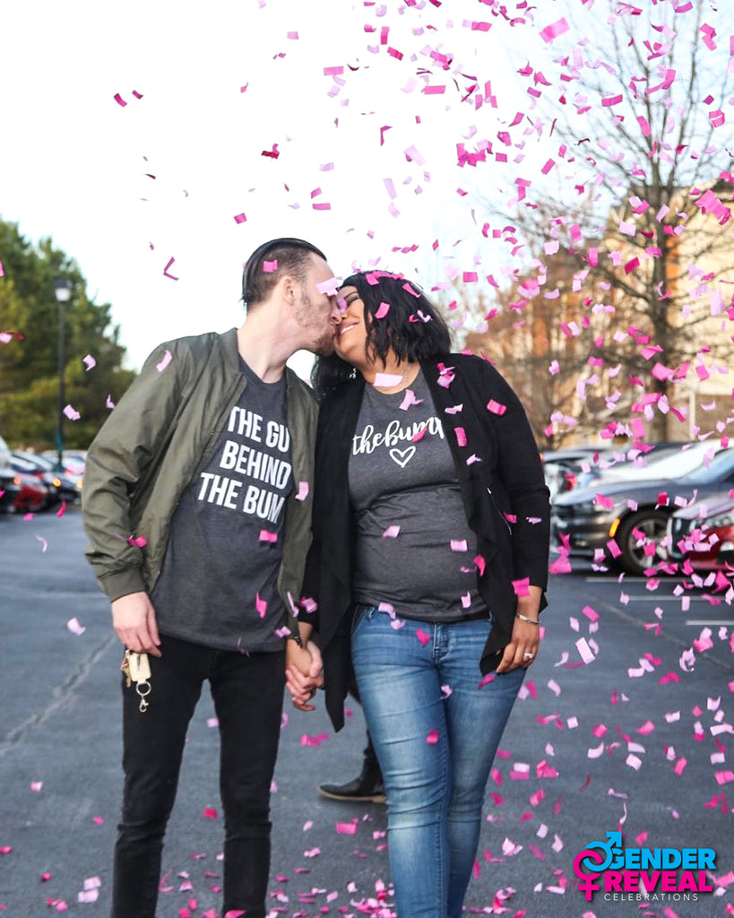 Gender Reveal Cannon Confetti